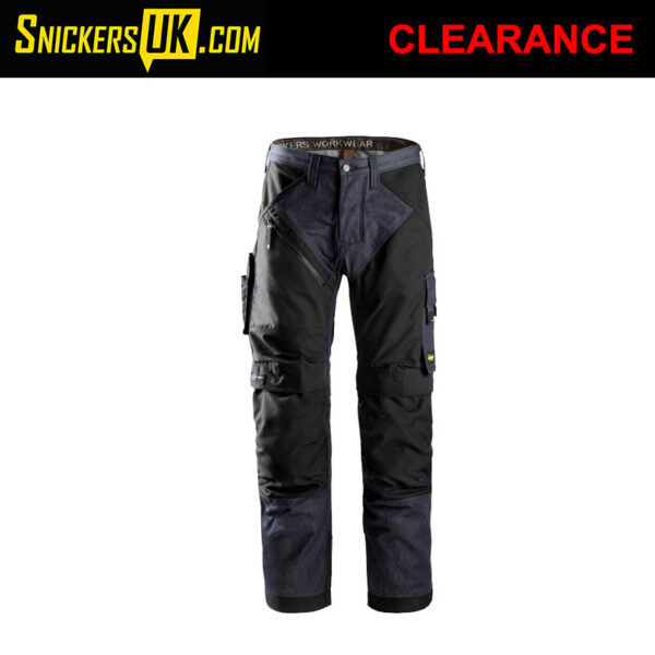 Snickers 6305 RuffWork Denim Non Holster Pocket Trousers