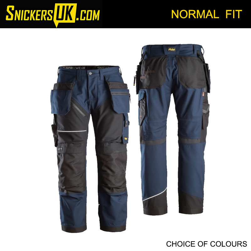 Snickers 6214 RuffWork Canvas+ Holster Pocket Trousers