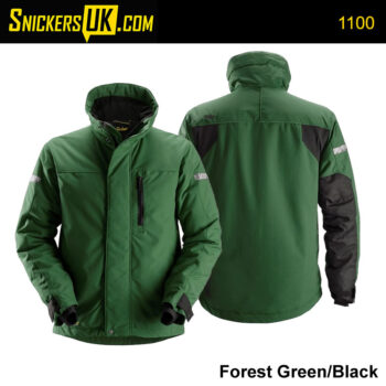Snickers 1100 AllRoundWork 37.5 Insulated Jacket