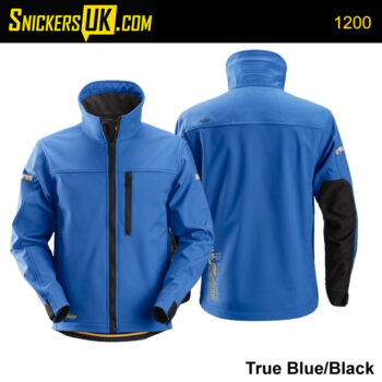 Snickers 1200 AllRoundWork Soft Shell Jacket