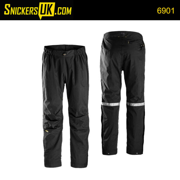 Snickers 6901 AllRoundWork Waterproof Shell Trousers