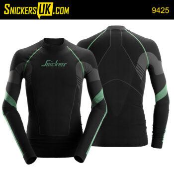 Snickers 9425 FlexiWork Seamless Long Sleeve Shirt