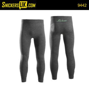 Snickers 9442 FlexiWork Seamless Wool Leggings