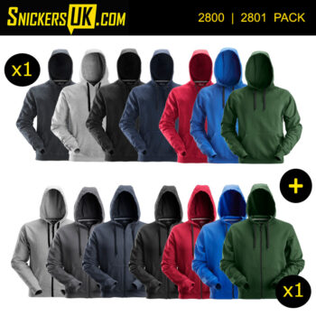 Snickers Classic Hoodie Pack