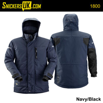 Snickers 1800 AllRoundWork Waterproof 37.5 Insulated Parka