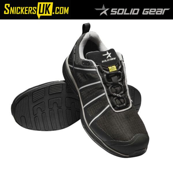 Solid Gear Evolution Black Safety Trainer