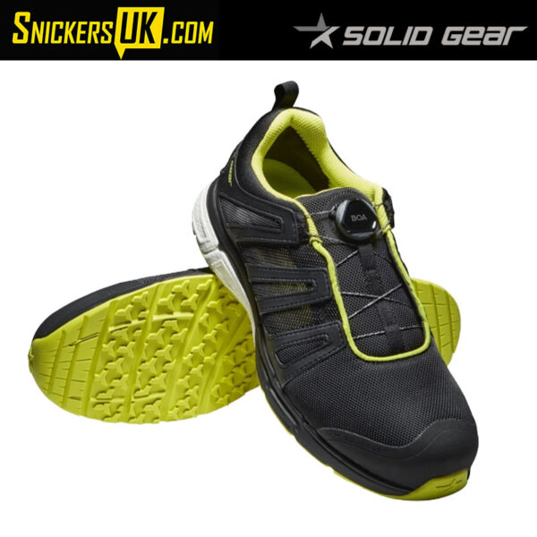 Solid Gear Vent Plasma Safety Trainer