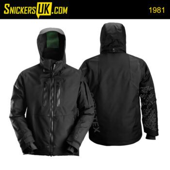 Snickers 1981 FlexiWork Gore-Tex 37.5 Insulated Jacket