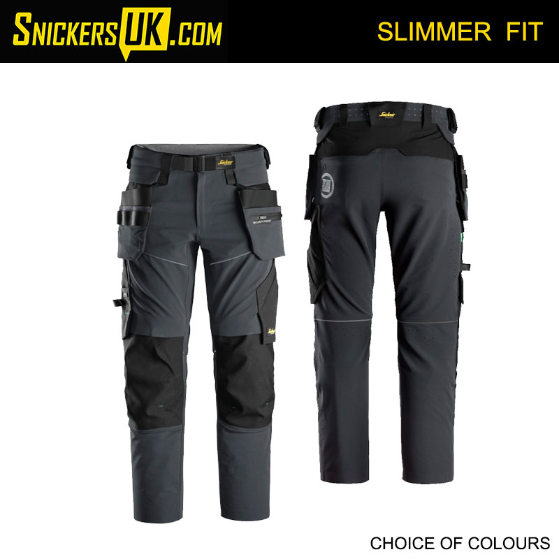 Snickers 6944 FlexiWork 2.0 Holster Pocket Trousers