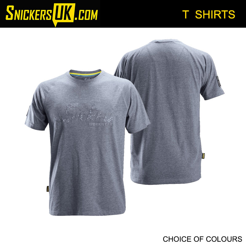 Snickers 2580 Logo T Shirt