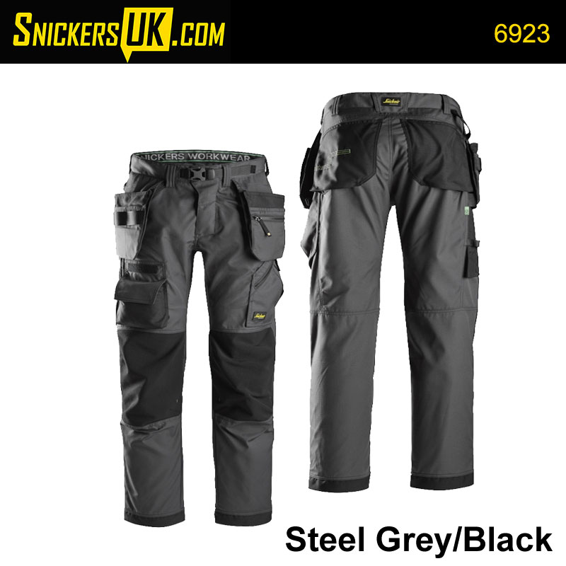 Snickers 6923 FlexiWork FloorLayers+ Holster Pocket Trousers