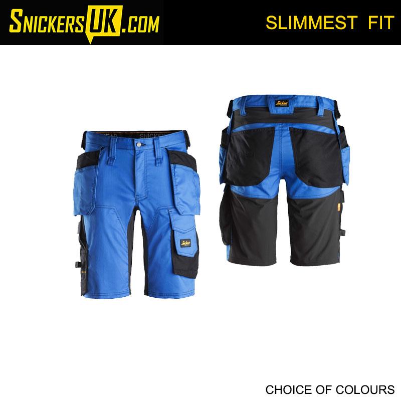 Snickers 6141 AllRoundWork Slim Fit Stretch Holster Pocket Shorts