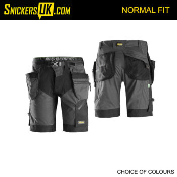 Snickers 6904 FlexiWork Holster Pocket Shorts