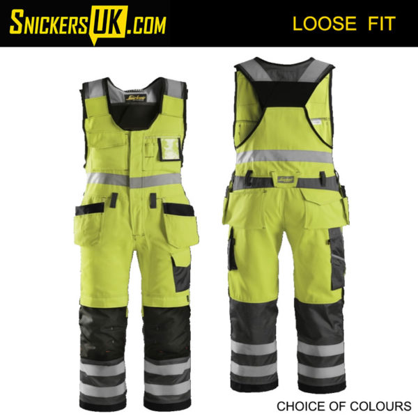 Snickers 0213 High-Vis Holster Pocket One Piece