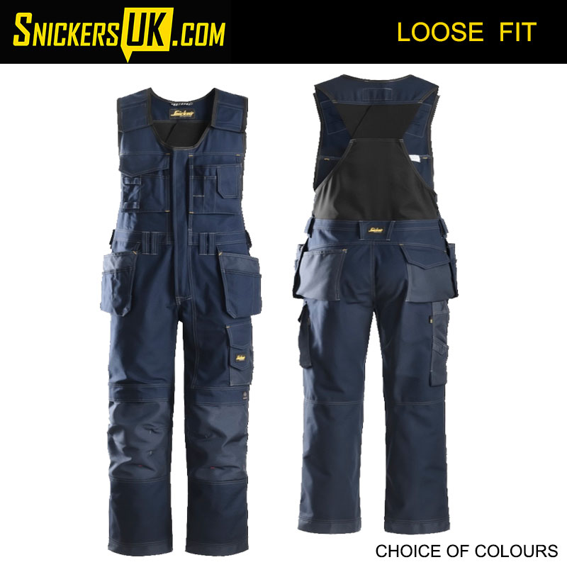Snickers 0214 Canvas+ Holster Pocket One Piece