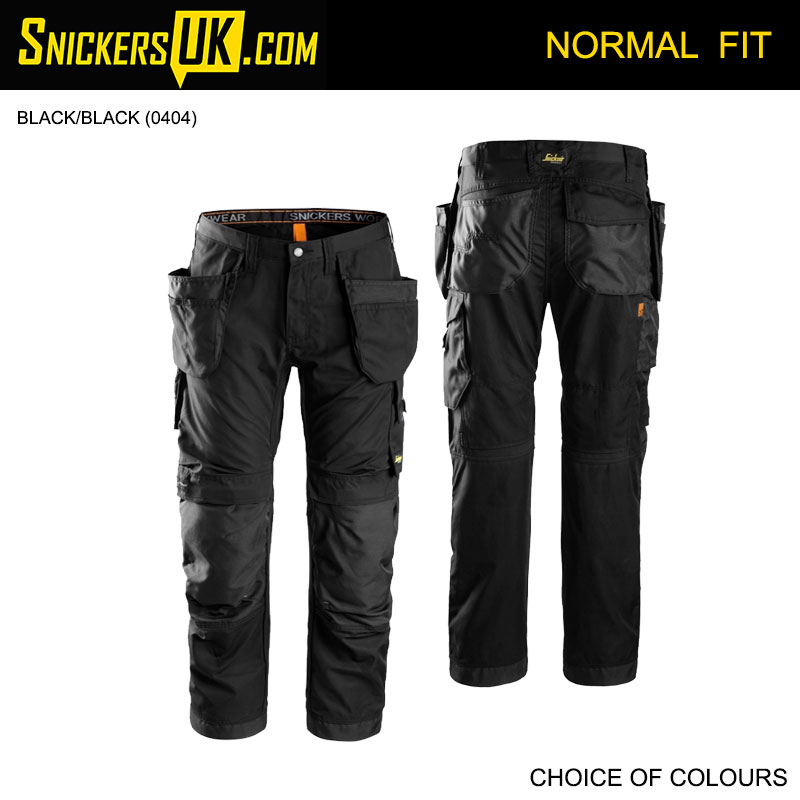Snickers 6201 AllRoundWork Holster Pocket Trousers