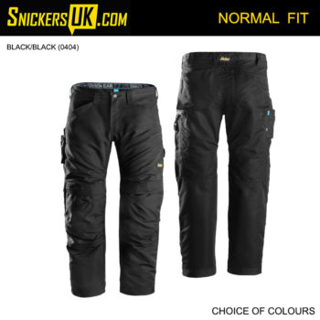 Snickers 6307 LiteWork Non Holster Pocket Trousers