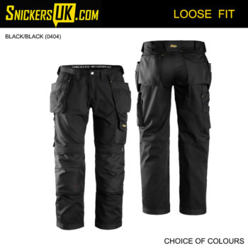 Snickers 3211 CoolTwill Holster Pocket Trousers