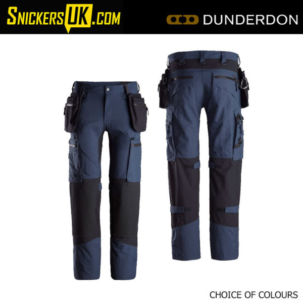Dunderdon P16 Carpenter Holster Pocket Trousers - Dunderdon Trousers