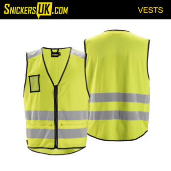 Snickers 4310 AllRoundWork High Vis Vest | Snickers Workwear