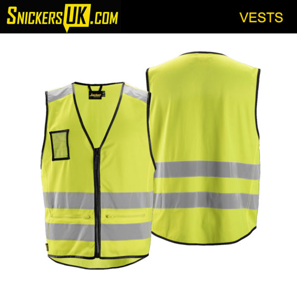 Snickers 4310 AllRoundWork High Vis Vest | Snickers Workwear