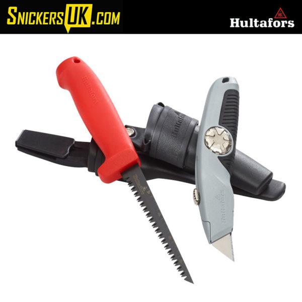 Hultafors JS Jab Saw & URA Utility Knife