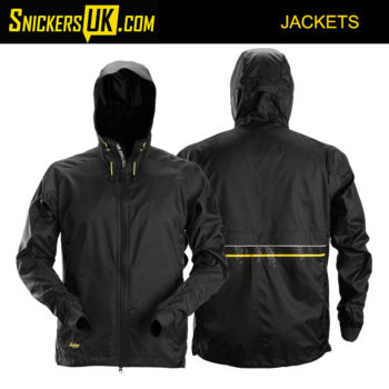 Snickers 1908 LiteWork Windbreaker Jacket