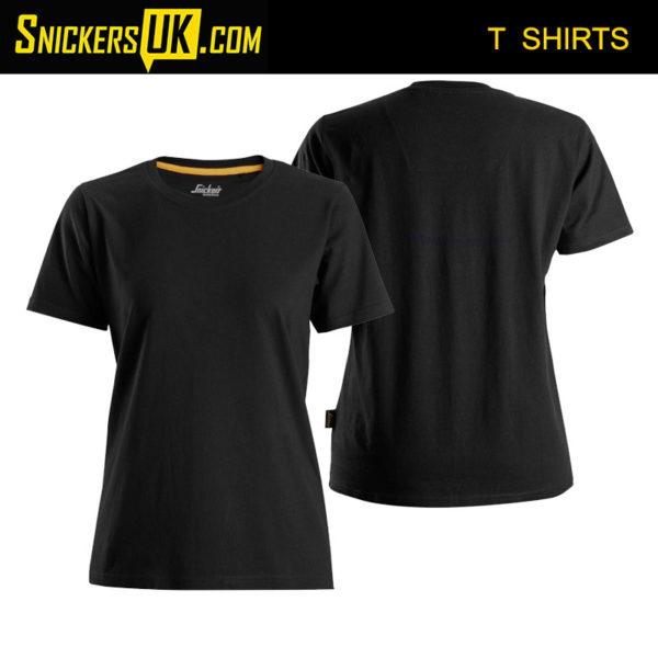 Snickers 2517 Women's AllRoundWork Organic Cotton T Shirt