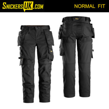 Snickers 6247 AllRoundWork Women's Stretch Holster Pocket Trousers