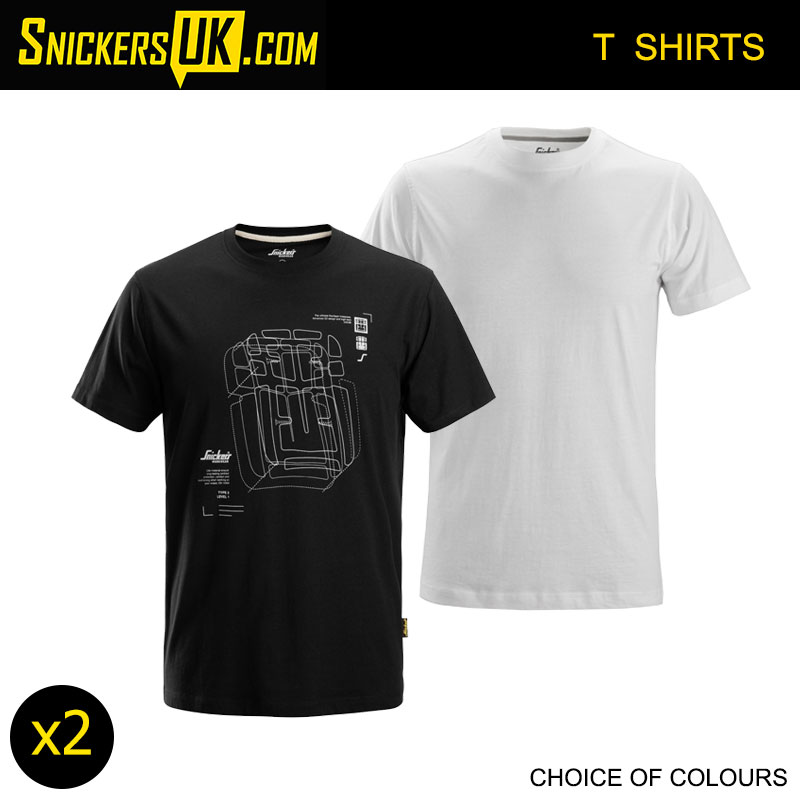 Snickers 2522 T Shirt