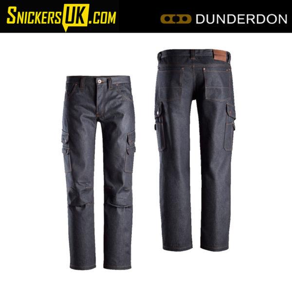 Dunderdon P60 Cordura Denim Trousers - Dunderdon Trousers