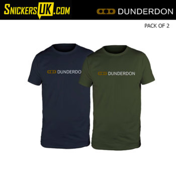 Dunderdon T4 Logo T-Shirt