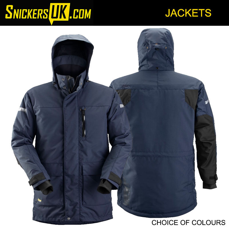 Snickers 1800 AllRoundWork Waterproof 37.5 | Snickers Jackets Insulated Parka | Snickers Jackets