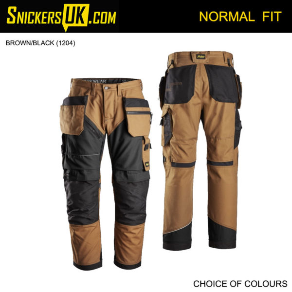 Snickers 6202 RuffWork Euro Holster Pocket Trousers