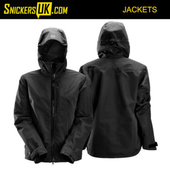 Snickers 1367 AllRoundWork Women's Waterproof Shell Jacket - Snickers Jackets