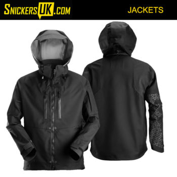Snickers 1980 FlexiWork Gore-Tex Shell Jacket - Snickers Workwear Jacket