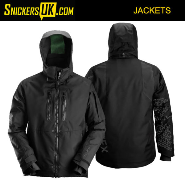Snickers 1981 FlexiWork Gore-Tex 37.5 Insulated Jacket - Snickers Workwear Jacket