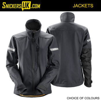 Snickers 1207 AllRoundWork Soft Shell Jacket - Snickers Jackets