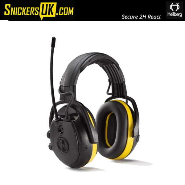 Hellberg Secure 2H React Headband