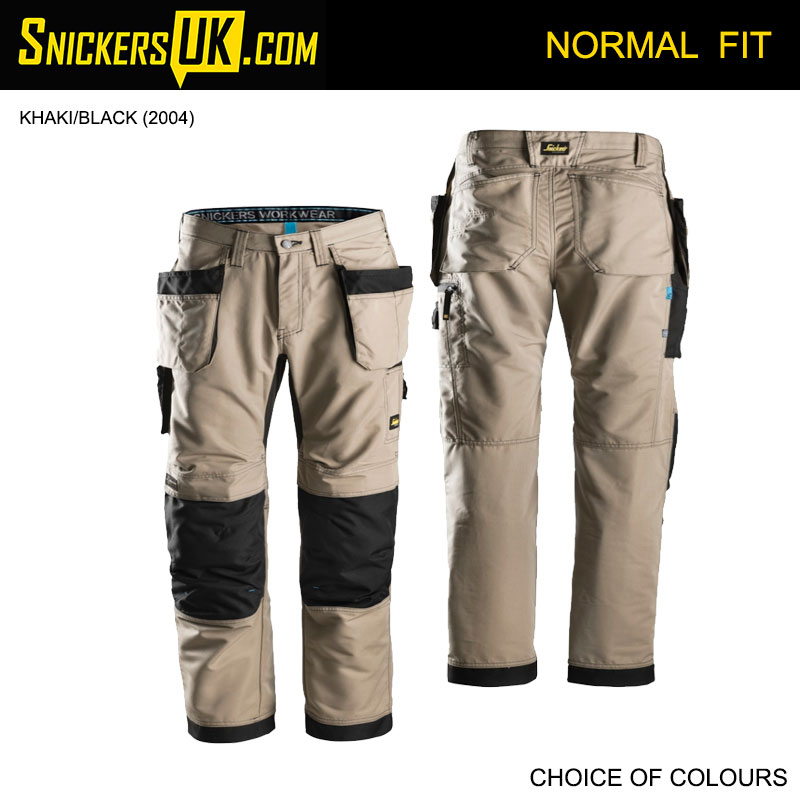 Snickers 6207 LiteWork Holster Pocket Trousers