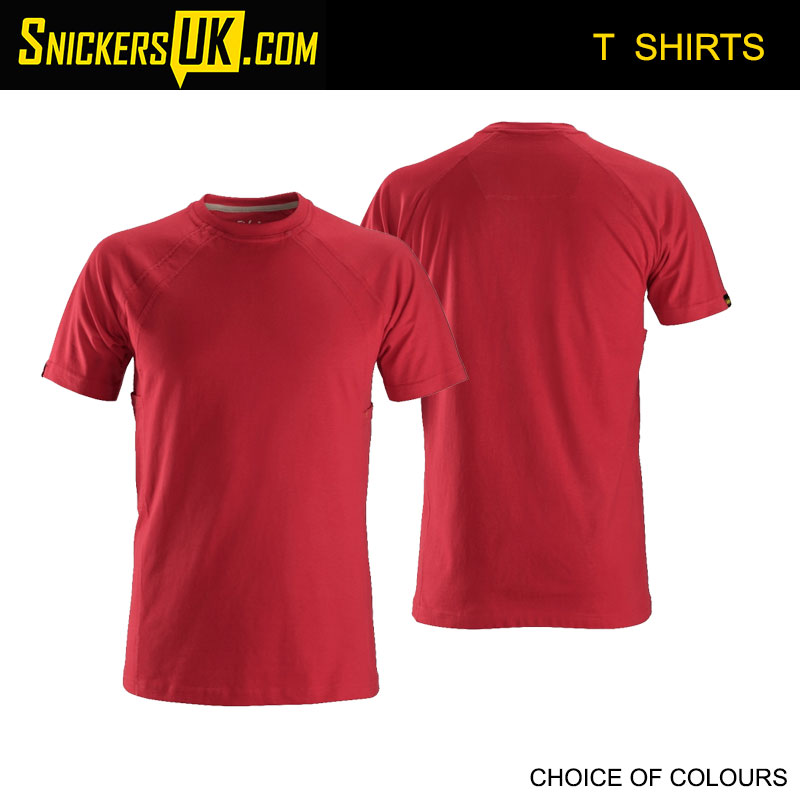 Snickers 2504 MultiPockets™ T Shirt