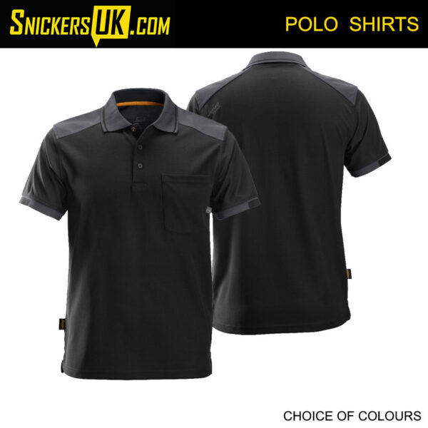 Snickers 2701 AllroundWork 37.5® Tech Reinforced Polo Shirt