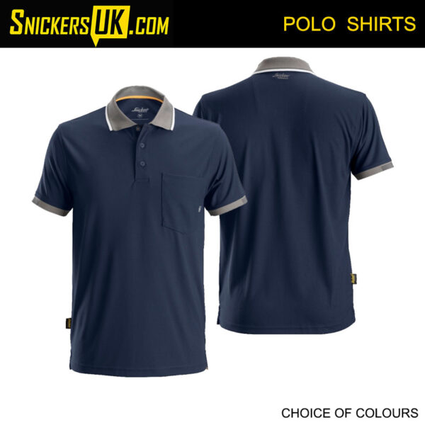 Snickers 2724 AllroundWork 37.5® Tech Polo Shirt