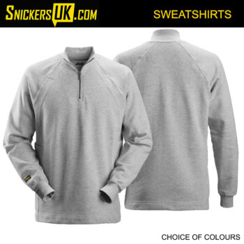 Snickers 2813 MultiPockets™ ½ Zip Sweatshirt
