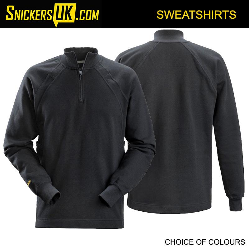 Snickers 2813 MultiPockets™ ½ Zip Sweatshirt