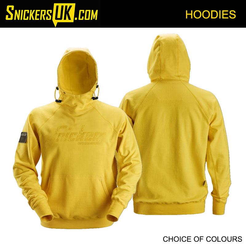 Snickers 2881 Logo Hoodie - Snickers Hoodies