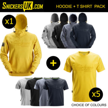 Snickers Hoodie and T Shirt Pack - Snickers Hoodies