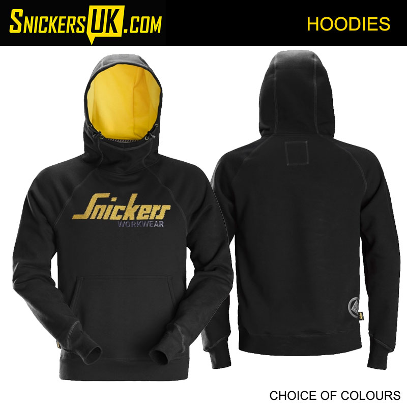 Snickers 2889 Logo Hoodie
