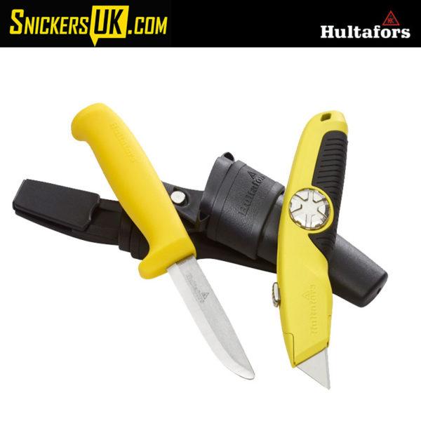 Hultafors SK Safety Knife & USRA Utility Knife