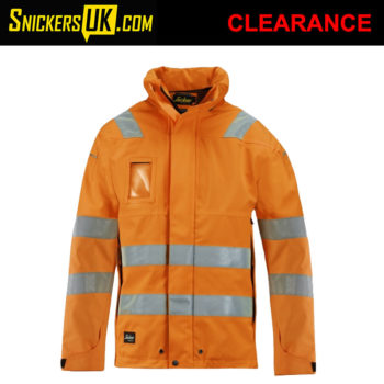 Snickers 1683 High-Vis Gore-Tex Shell Jacket